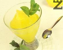 Лимоново сорбе