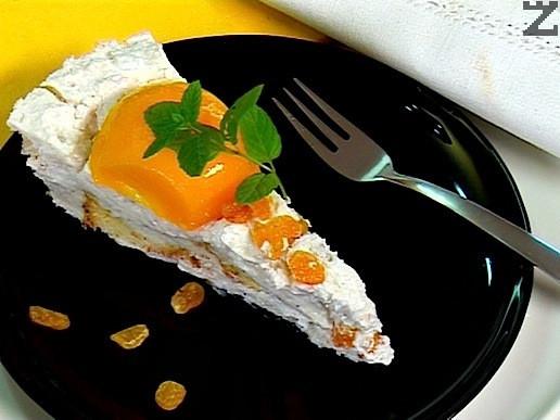 """Торта """"Кухнята на Звездев 1"""""""