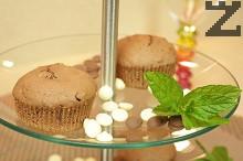 Лесни кексчета с шоколад и лешници
