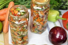 Домашна зеленчукова подправка /универсална/
