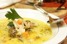 Супа от калкан по несебърски