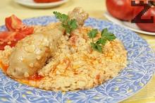 Пиле с трахана по банянски