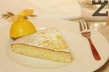 Лимонов кекс със зехтин