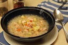 Рибена супа Щерев