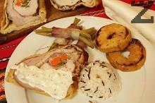 Руло от свинско месо Тодорка