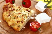 Картофена питка със сирене и бекон