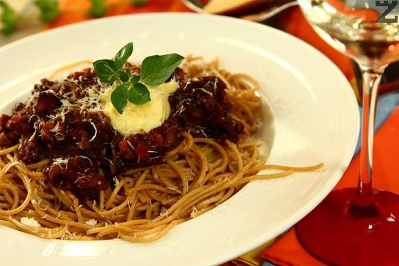 Спагети по сарански