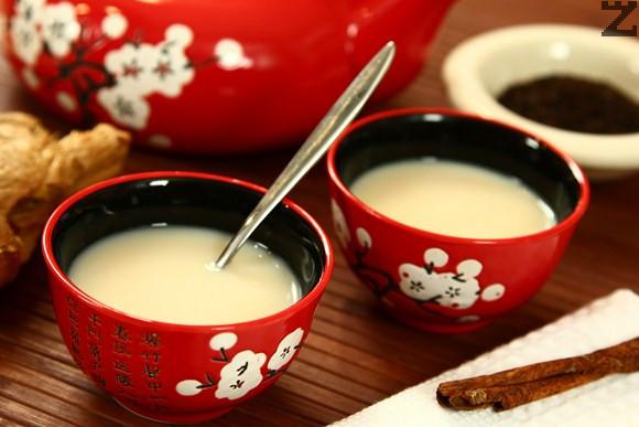Масала чай с мляко