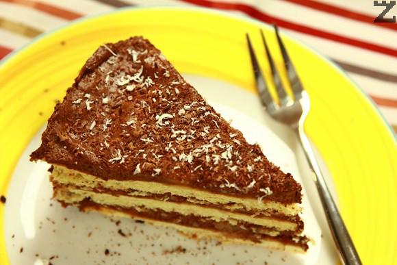 Торта Моцарт