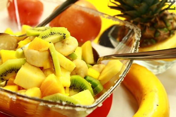 Плодова салата Маргарита