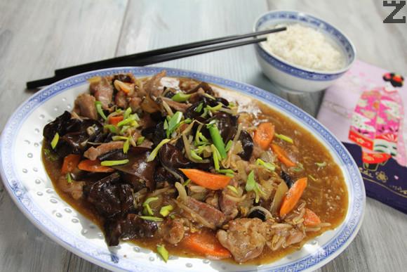 Свинско по китайски