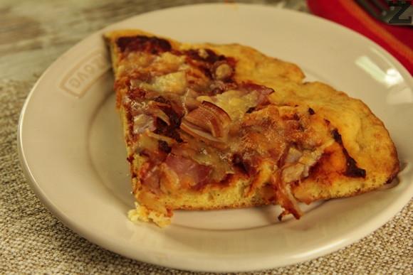 Бърза пица - без мая