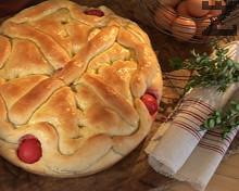 Обреден хляб за Лазаровден