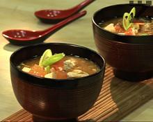 """Китайска кисело-люта супа """"Суен ла"""""""