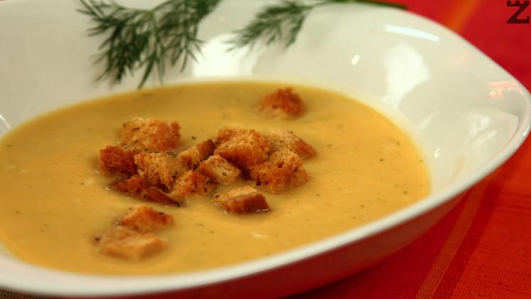 Крем супа от карфиол