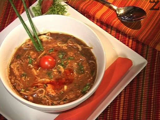 Хималайска супа 'Шерпа Бохте'