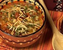 Постна супа от коприва