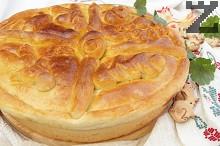Обреден хляб - Просуръ. Банатска кухня