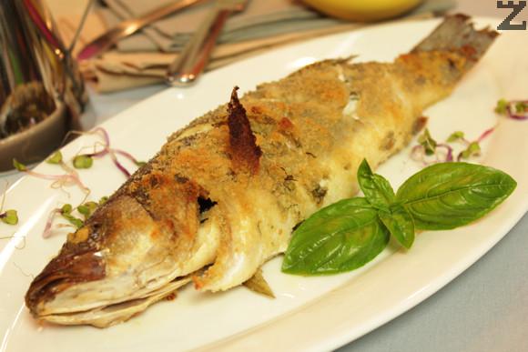 Универсална рецепта за риба