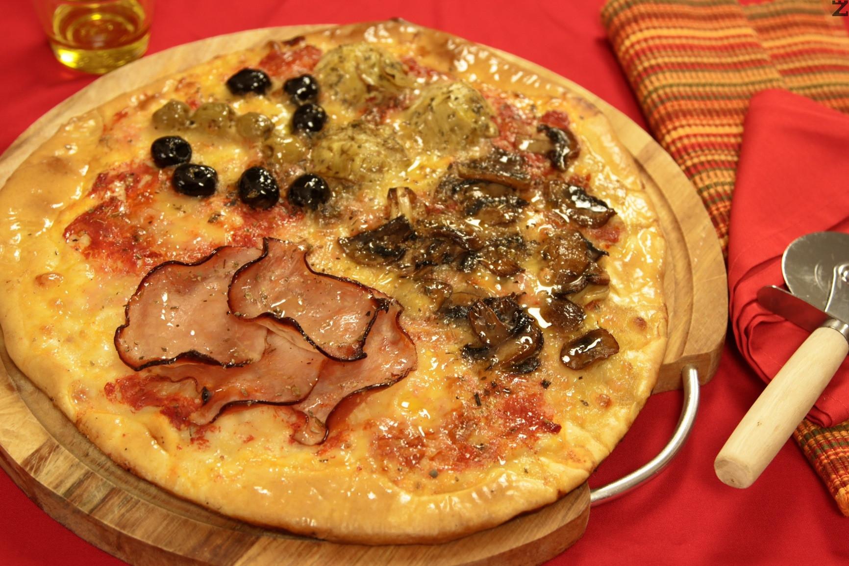 Пица Куатро Стаджони