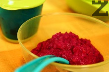 Супа с червено цвекло