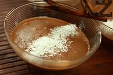 """Шоколадов мус с кисело мляко """"Афродита"""""""