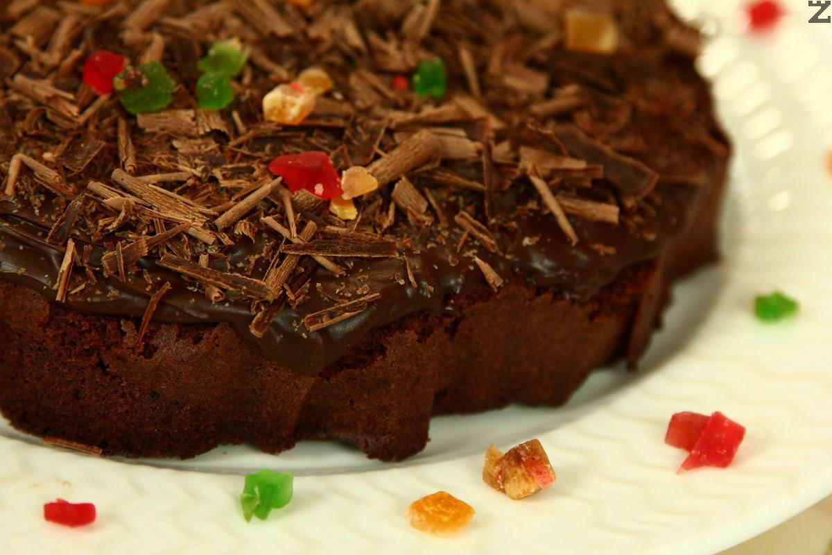 """Торта """"Шоколад – експрес"""""""