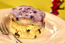 Лесна бишкотена торта