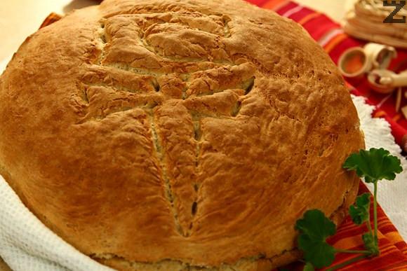 Домашен пълнозърнест хляб