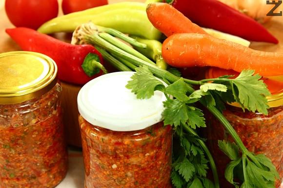 Домашна зеленчукова подправка