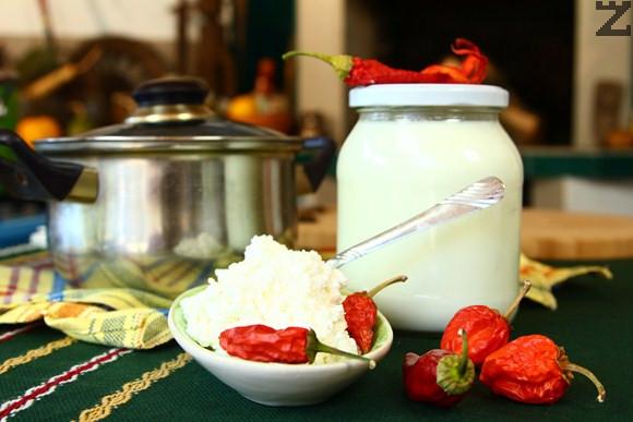 Катък - Наливно сирене по Елховски