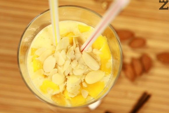 Млечен манго шейк