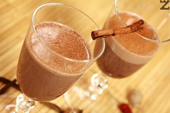 Ароматен топъл шоколад Инка