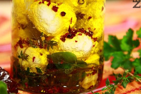 Ливанско сирене Лабне