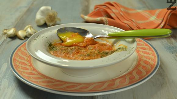 Кастилска чеснова супа