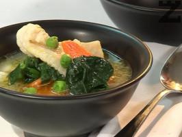 Рибена супа по тайландски